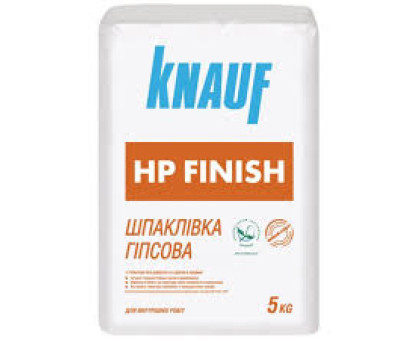 Шпаклевка KNAUF HP- FINISH (5 кг) фото