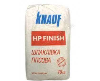 Шпаклевка KNAUF HP- FINISH (10 кг) фото